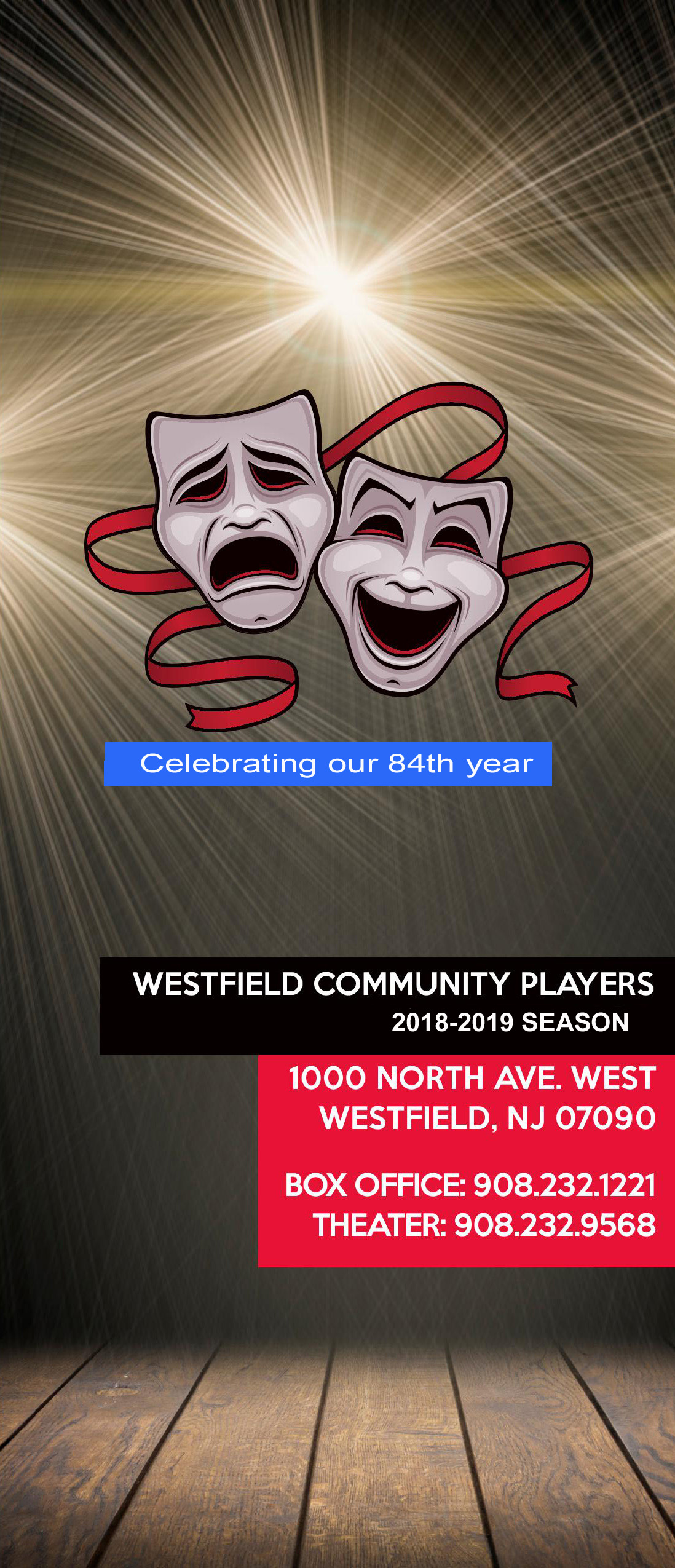 Westfield Community Players (Home)