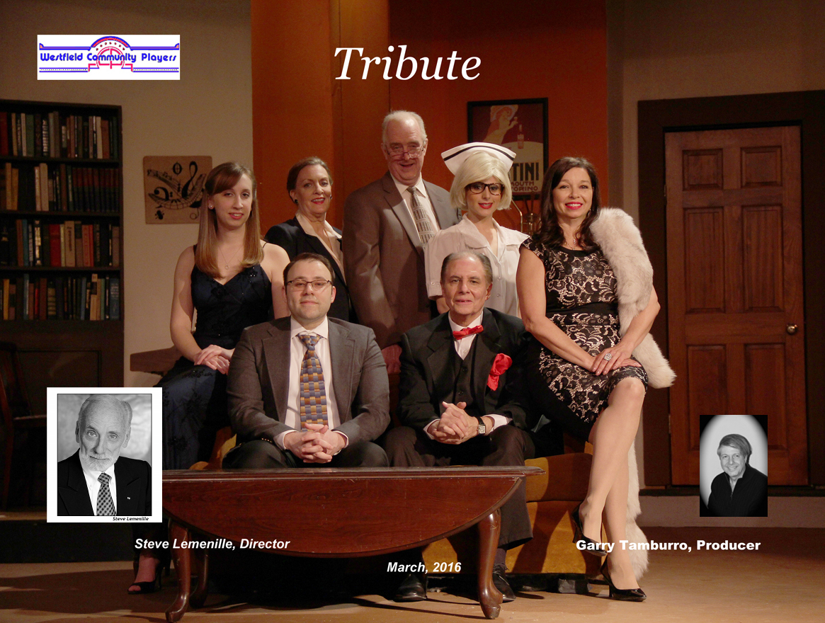 Cast of TRIBUTE