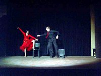 Debbie Badal & Greg Fidurski